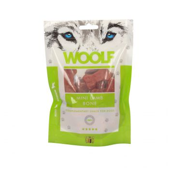WOOLF PRZYSMAK MINI LAMB BONE 100G