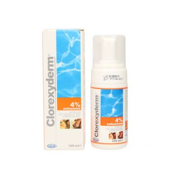 CLOREXYDERM FOAM 4% 100ML