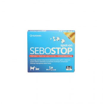 SEBOSTOP SPOT-ON ( 5 X 2 ML)