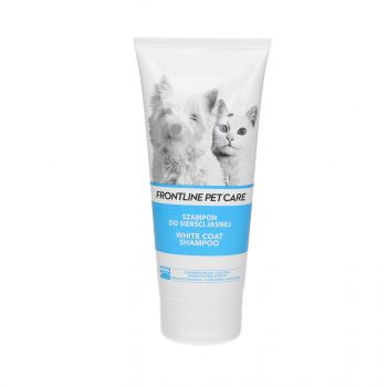 FRONTLINE PET CARE SHAMPOO WHITE COAT 200 ML